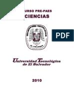 Ciencias 2010 PrePaes