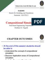 6. Compositional Simulation