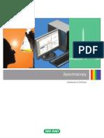 000 Bio-Rad Spectroscopy Databases Software Catalog
