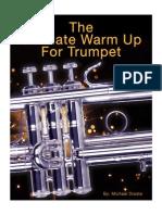 Trumpet Warmup