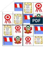 Sudoku de Simbolos Patrios