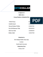 HRM 360.1 WHITE COLLAR