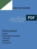 BIO - Freshwater Biome Group 2