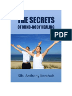 Secrets of Mind Body Healing