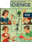 How and Why Wonder Book of Beginning Science