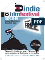 2010 Toronto Independent International Film Festival