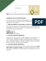 Informe de Visita a Reserva Ecologica.doc (Reparado)