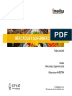 Informe Supermercados