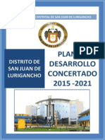 Plan de Desarrollo Concertado 2015 2021