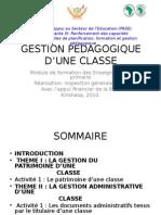 Gestion Pedagogique d'Une Classe3