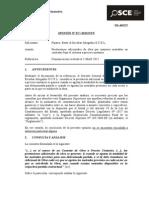 OSCE Opinión 077-15 - PRE - Metrados Para Adicionales
