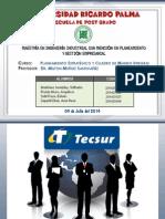 Planeamiento Tecsur - Grupo 3