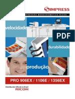 Catálogo Ricoh Pro 906EX-1106-1356