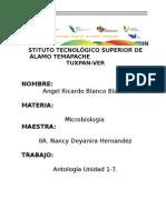 Antologia de Microbiologia