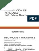 conminucion de minerales.ppt