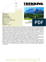 Trekking Dolomiti Sui Sentieri Della Grande Guerra