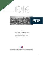Verdun - La Somme