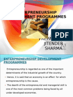 Enterpreneurship & Small Business Management...Jitender
