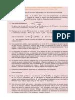 Aplicaciones de e.d. Primer Orden- Deber