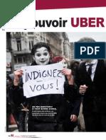 Le pouvoir UBER alles, M...Belgique, 3 juillet 2015.