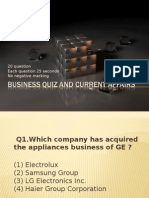 142536885 Business Quiz