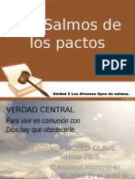 Los Salmos de Los Pactos
