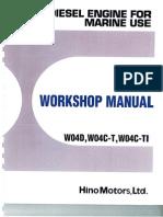 MANUAL DE HINO W04D,W04C-T,W04C-TI