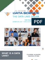 The Data Lake Dream Presentation