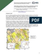 Estudio Petrográfico de Las Rocas Volcánicas Cenozoicas en El Sur Del Perú y Sus Implicancias Con La Mineralización