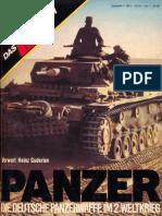 Das III.Reich Sondersheft №1 - Panzer - Die Deutsche Panzerwaffe im 2.Weltkrieg