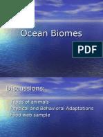 Ocean Biomes