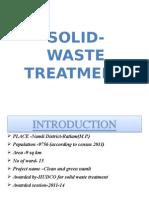 Solid Waste Treatment Namli