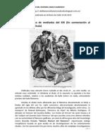 El flamenco en Cádiz a mediados del XIX.
