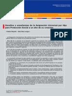 88 DPP R,Repetto y Diaz Langou_2010_ Desafios y Enseñanzas de La Auh a Un Año de Su Creacion