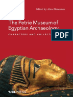Stevenson a. the Petrie Museum of Egyptian Archaeology
