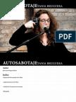 Autosabotaje. j.l. Ortega