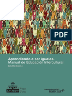Díe, Luis - Manual de Educación Intercultural