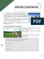 Cours d'Electricite de a-z