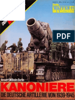 Das III.Reich Sondersheft №10 - Kanoniere - Die Deutsche Artillerie von 1939-1945 (Waffen-SS im II.Weltrieg)