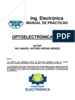 Manual Practicas Optoelectrónica