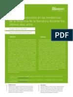 Murillo y Martínez-Tensiones Presentes en Las Tendencias de La Didáctica de La Literatura Durante Los Últimos Diez Años (Rev. Foilios de Hum., 2013) (1)