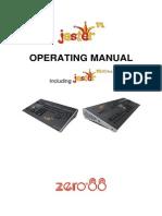 Zero88 Jester TL Manual
