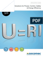 Solutions for Power Control Safety and Energy Efficiency