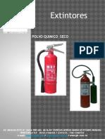 Catalogo Equipos Antifuego Seguridad Industrial 2010