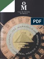 Catalogo de Monedas Medallas y Productos de Casa de Moneda de Mexico