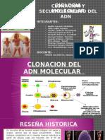 Expo de Biologia Molecular.