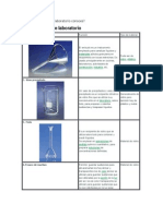 Química (Instrumentos de Laboratorio)