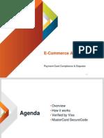 E-Commerce Authentication - System description