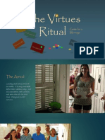 virtues feast ritual small size
