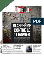 Libération du Lundi 4 Mai 2015
